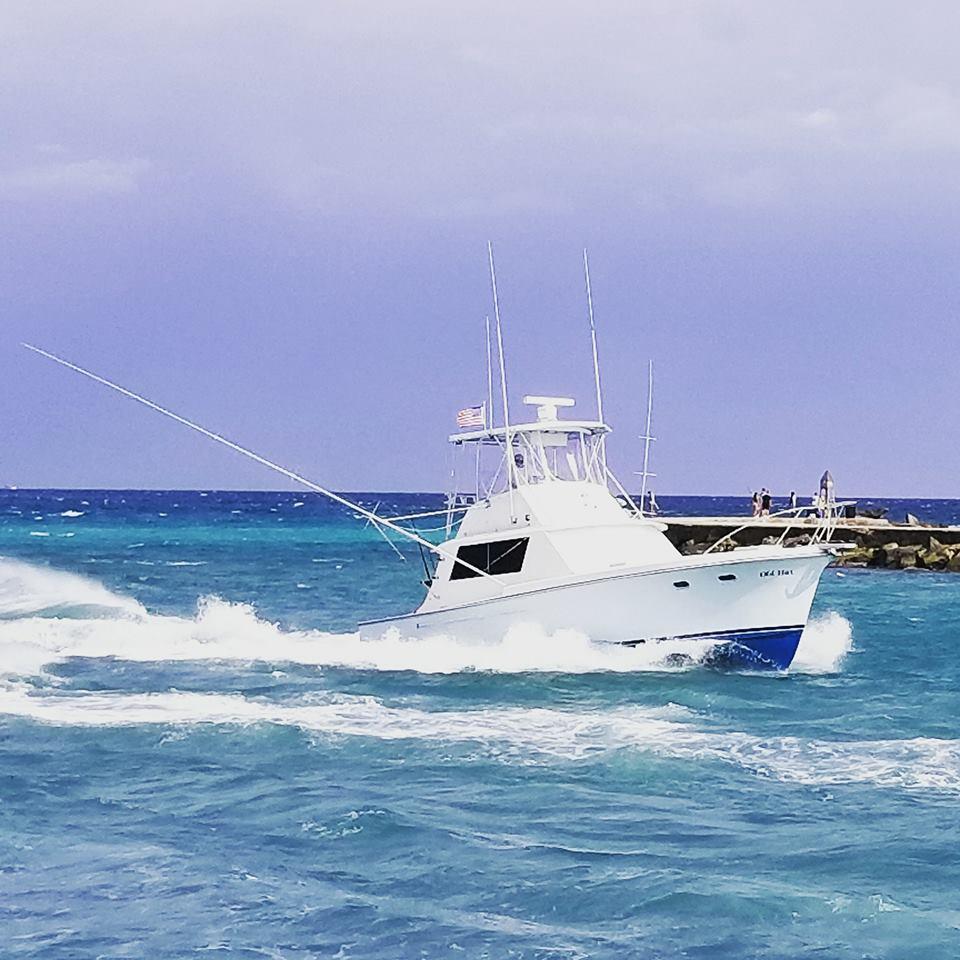 ae7112dafb5bb Old Hat Deep Sea Fishing Charters - 10 Best Miami Fishing Charters