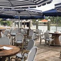Best Waterfront Restaurant The Wharf Miami