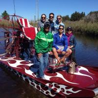 Cypress Airboats